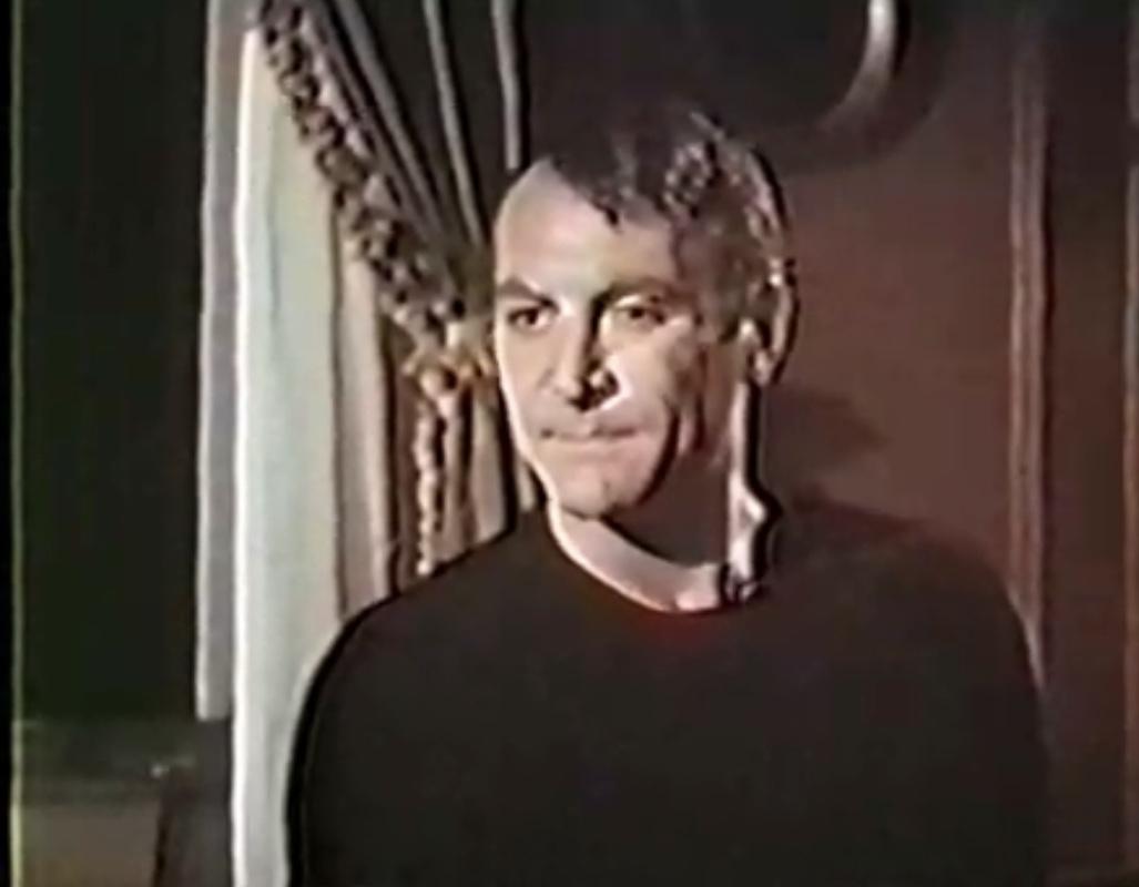 Robert Loggia in T.H.E. Cat (1966)