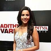 Priya Anand at an event for Adithya Varma (2019)