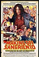 Making off Sangriento: Masacre en el set de Filmación