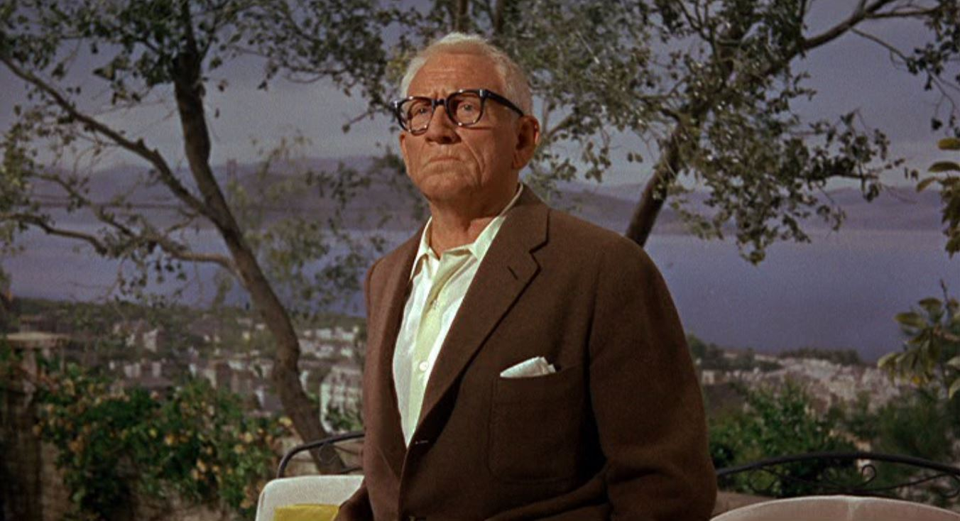 Spencer Tracy in Guess Who's Coming to Dinner (1967)