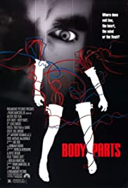 Body Parts Poster