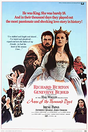 Anne of the Thousand Days Poster Image