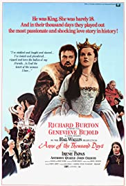 Anne of the Thousand Days (1969) Poster - Movie Forum, Cast, Reviews