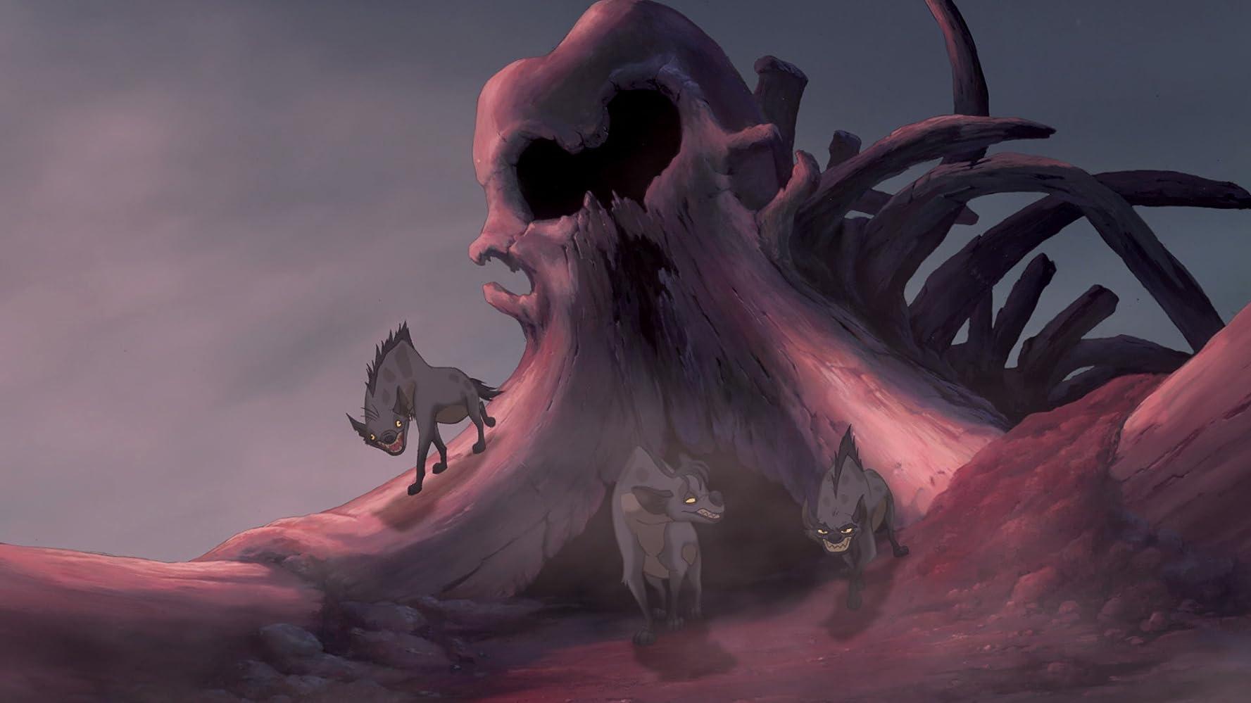 Image result for hyena lion king