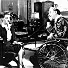 Bette Davis and Monty Woolley in The Man Who Came to Dinner (1942)