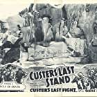 Chief John Big Tree, Chief Thunderbird, Dorothy Gulliver, and Rex Lease in Custer's Last Stand (1936)