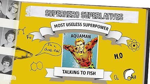 Superhero Superlatives With Patton Oswalt