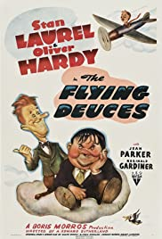 The Flying Deuces (1939) Poster - Movie Forum, Cast, Reviews