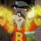 Len Carlson in The Raccoons (1985)