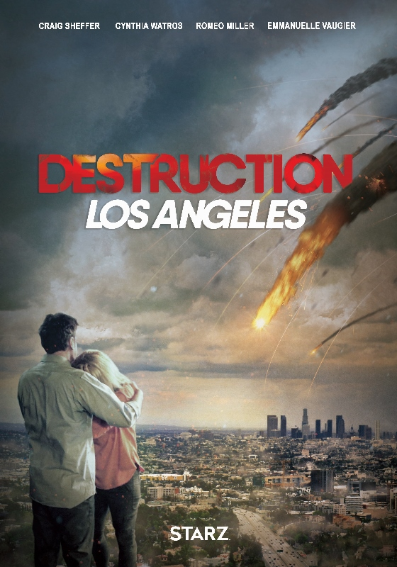 LOS ANDŽELO KATASTROFA (2017) / DESTRUCTION LOS ANGELES
