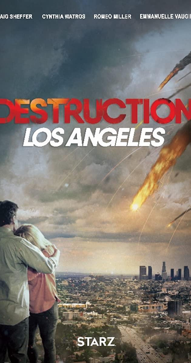 Destruction Los Angeles (2017) - IMDb