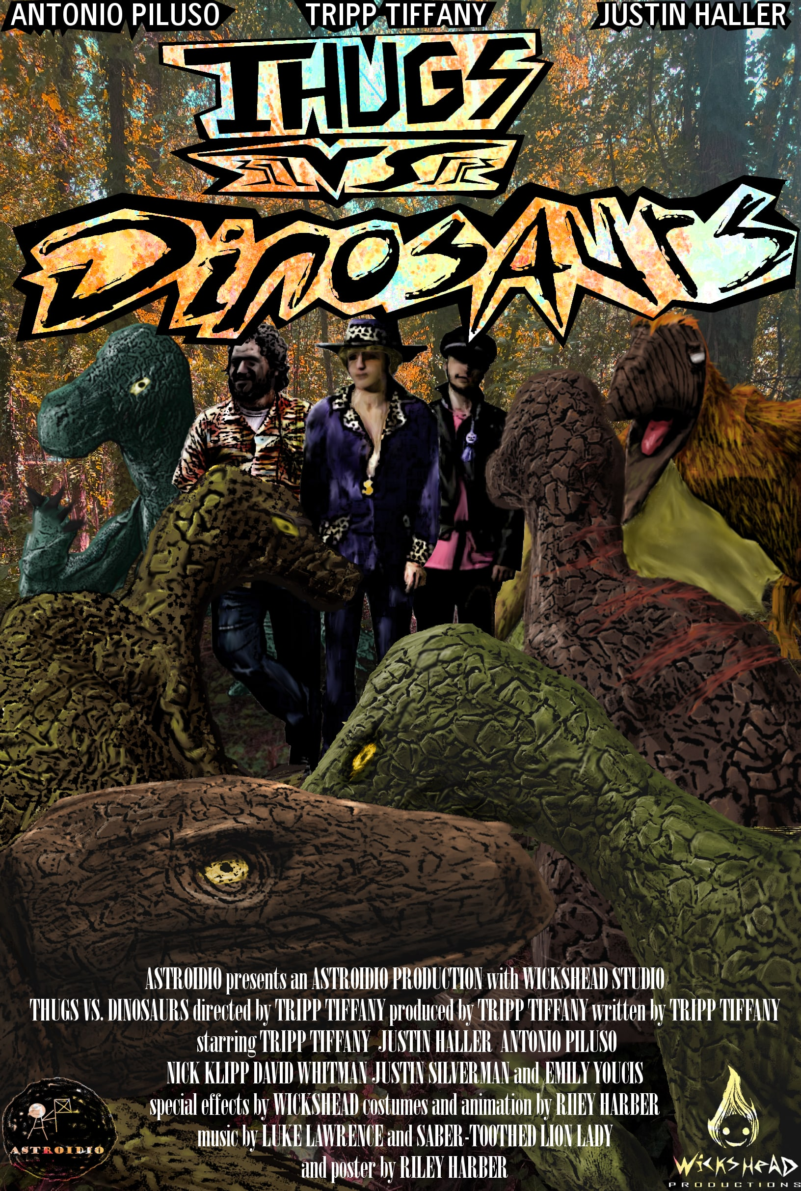 Thugs vs. Dinosaurs
