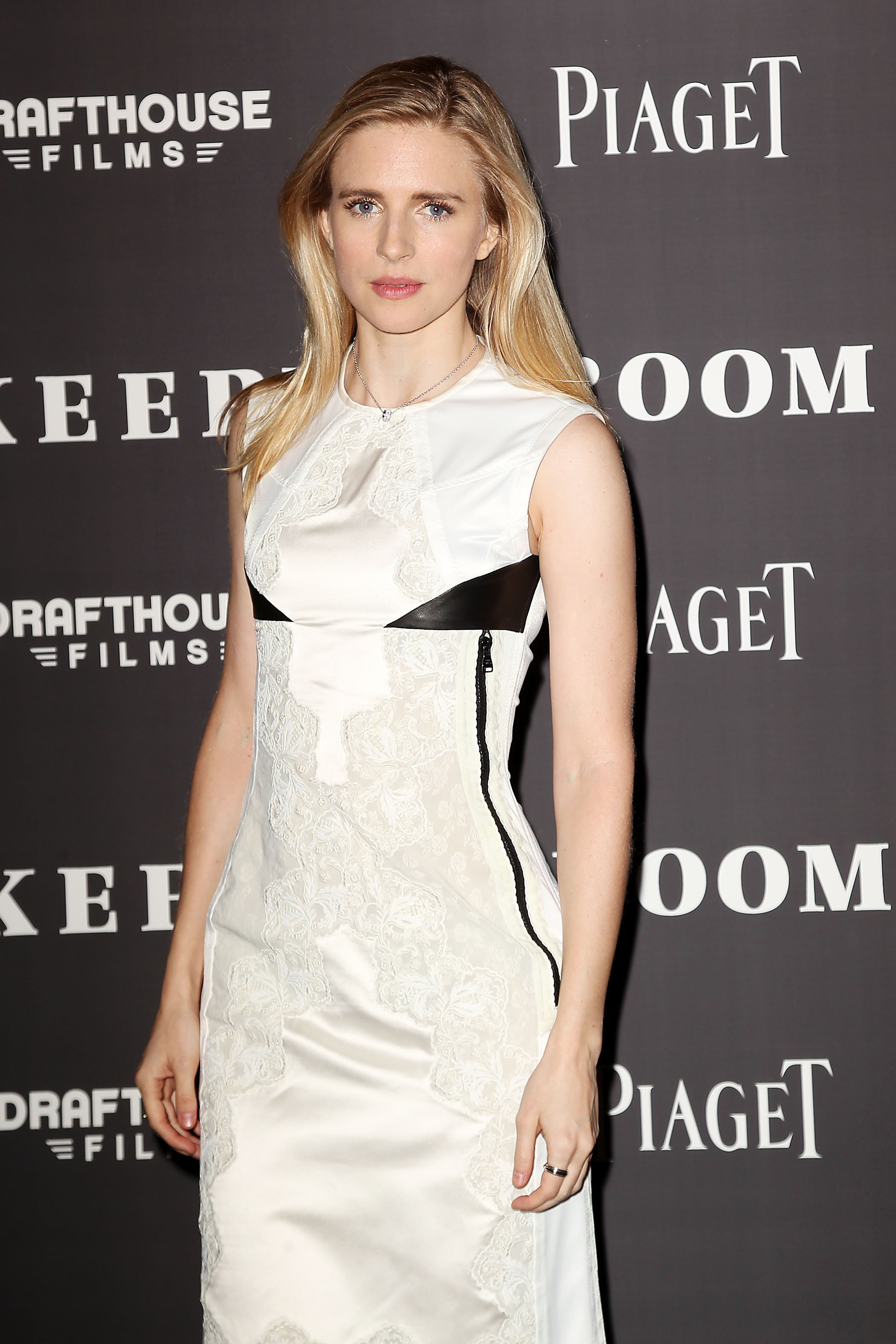 Brit Marling at an event for The Keeping Room (2014)