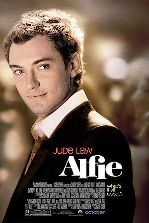 Alfie Cartel de la película