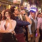 Jacqueline Fernandez and Sidharth Malhotra in A Gentleman (2017)