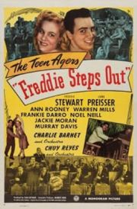 Freddie Steps Out (1946)