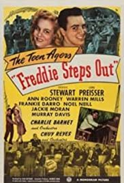 Freddie Steps Out (1946) Poster - Movie Forum, Cast, Reviews