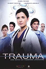 Yan England, James Hyndman, Laurence Leboeuf, Jean-François Pichette, and Isabel Richer in Trauma (2010)