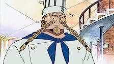 Mamore Baratie! Daikaizoku akaashi no Zefu