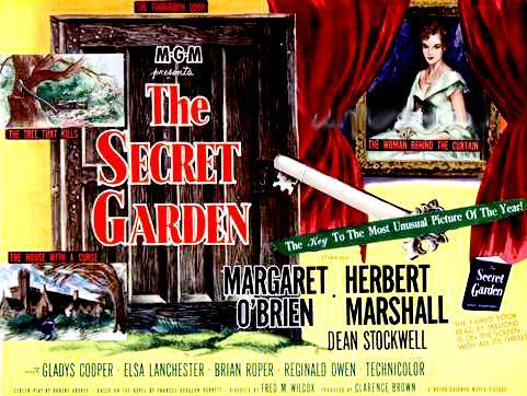 The Secret Garden (1949) - Photo Gallery - IMDb