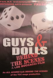 Guys & Dolls: Behind the Scenes Poster