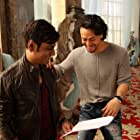 Nawazuddin Siddiqui and Tiger Shroff in Munna Michael (2017)
