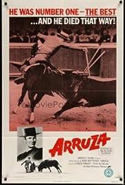 Arruza Poster
