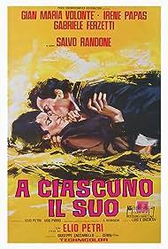 A ciascuno il suo (1968) Poster - Movie Forum, Cast, Reviews
