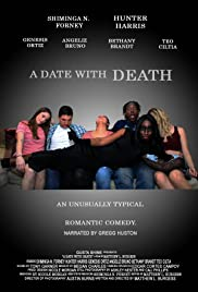 A Date with Death Poster