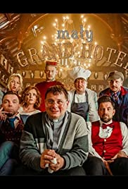 Maly Grand Hotel Poster