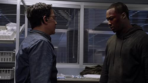 24: Legacy: Andy Informs Carter That His Wife Is Nearby