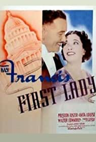 Preston Foster and Kay Francis in First Lady (1937)