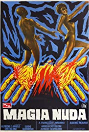 Magia nuda Poster