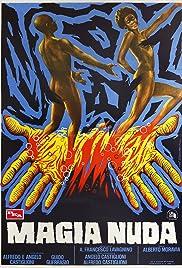 Magia nuda(1975) Poster - Movie Forum, Cast, Reviews