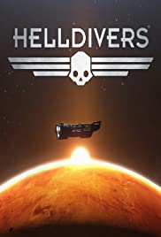 Helldivers Poster