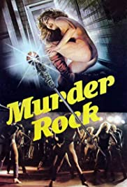 Murder-Rock: Dancing Death Poster