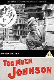 Too Much Johnson (1938) 1080p