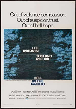 Hell in the Pacific Poster Image