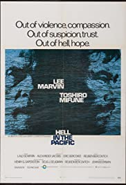 Hell in the Pacific (1968) Poster - Movie Forum, Cast, Reviews
