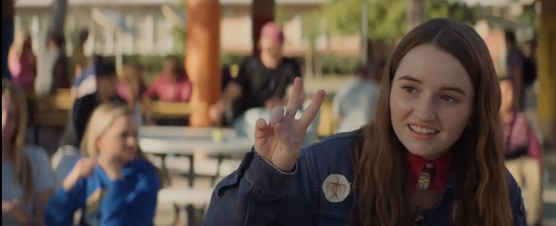 Kaitlyn Dever in Booksmart (2019)