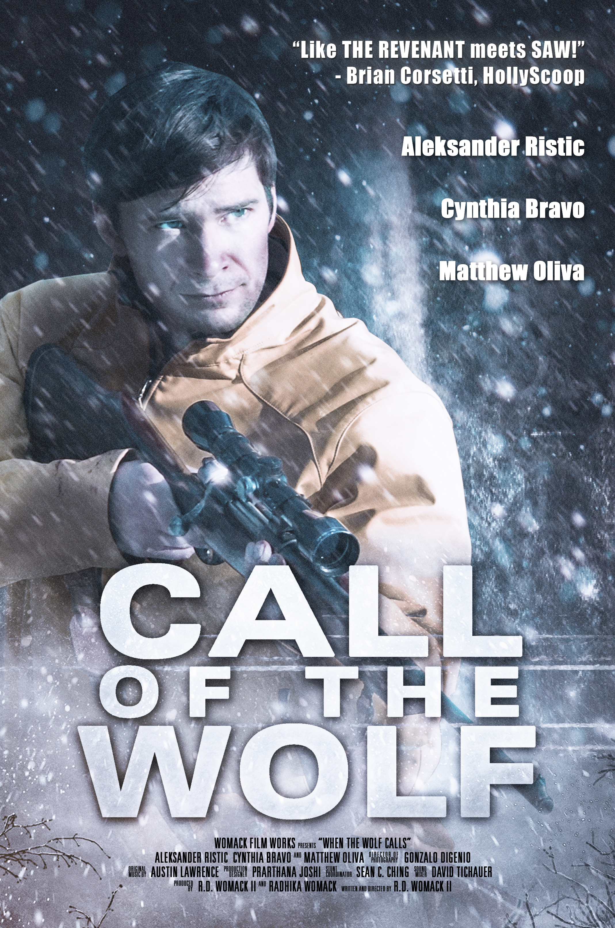 Call of the Wolf (2017) - IMDb