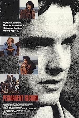 مشاهدة Permanent Record 1988 أونلاين مترجم