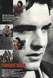 Watch Movie Permanent Record (1988)