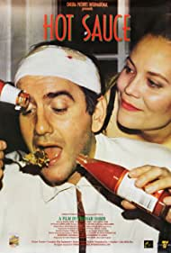 Susan Eyton-Jones and Bashar Shbib in Hot Sauce (1997)