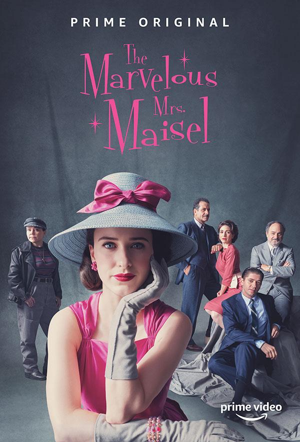 Nepakartojama ponia Maisel 1 sezonas