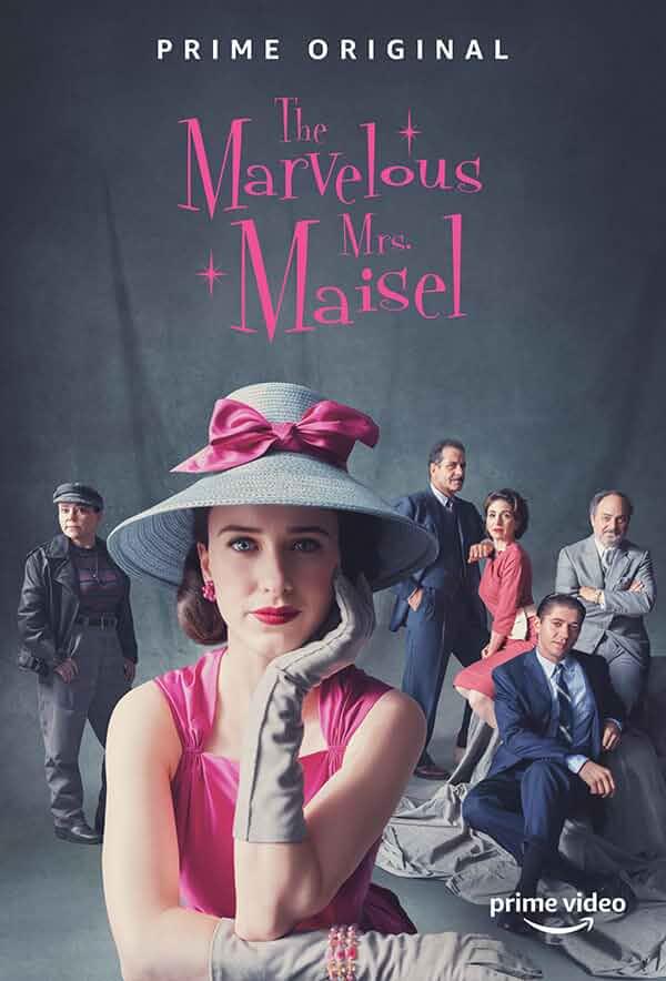The Marvelous Mrs. Maisel Season 2 Complete