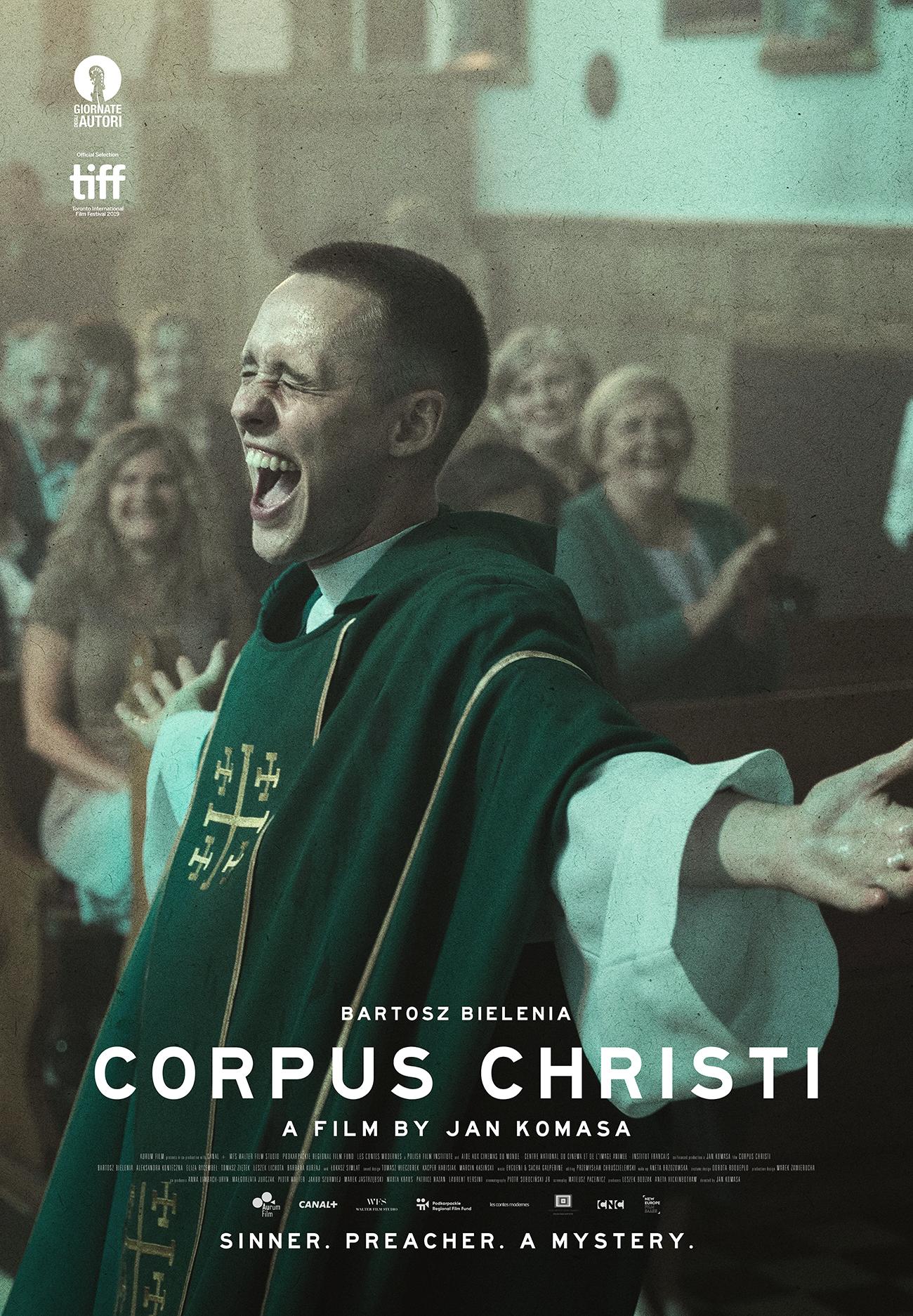 KRISTAUS KŪNAS (2019) / CORPUS CHRISTI