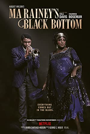 Where to stream Ma Rainey's Black Bottom
