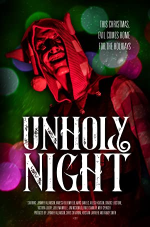 Unholy Night (2018)