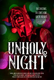 Unholy Night Poster